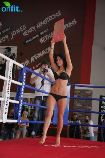 Шоу «Боевая Модель» — открой для себя мир бокса!