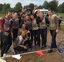 Команда «ДОН-Спорт» приняла участие в очередном этапе «Гонки героев»!