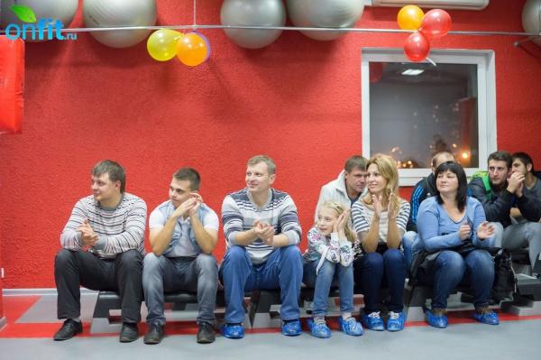 7-й день рождения клуба «Адреналин»!