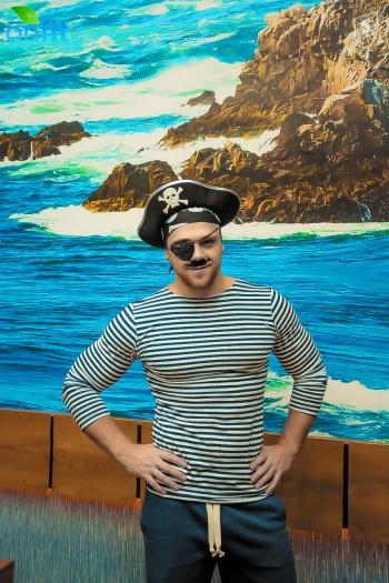 Путешествие в Подводное Царство в «С.С.С.Р. Красносельская»