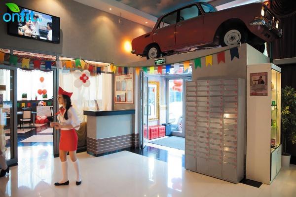 День открытых дверей в клубе С.С.С.Р. Можайское шоссе