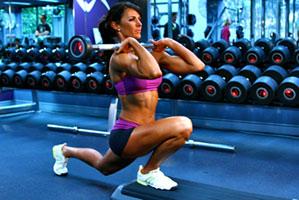 Занимайтесь фитнесом бесплатно до января в клубах «Территория Фитнеса»!
