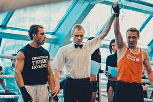 Клиенты Центра Newtone одержали победу в турнире по боксу среди клиентов фитнес-клубов Санкт-Петербурга
