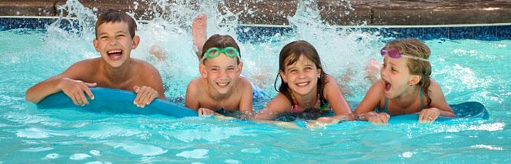 Для юных спортсменов — новые уроки в бассейне Sky Club!