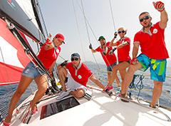 Регата Fitness Holding — 7 незабываемых дней в Средиземном море!