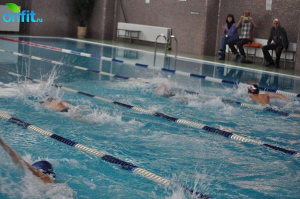 Первенство клуба Sportown по плаванию среди детей