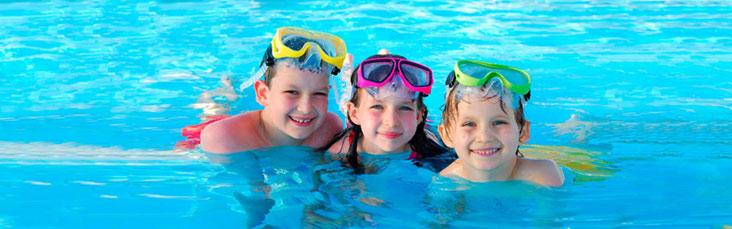 15 ноября детей ждут бесплатные занятия в бассейне и Детском клубе!