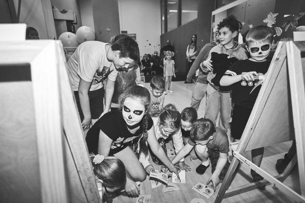 Хеллоуин в «ДОН-Спорт Атлант»!