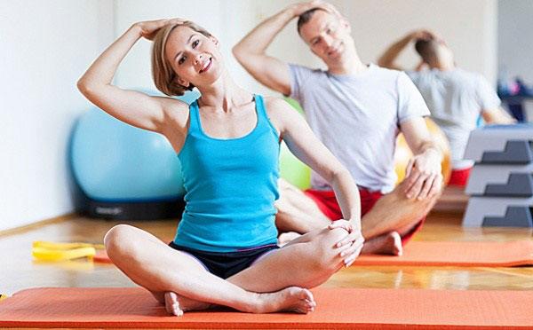 Yoga23 Fit – новое занятие в сетке аэробных программ Marina Club!
