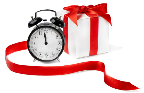 В новый год — с новыми силами! Время до нового года — в подарок  в клубе Wellness Park!