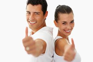 Тренируйтесь вдвоем за 2000 руб. в месяц в Citrus Fitness Club!