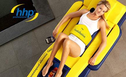 Andullation РРН терапия с применением вибрационного лечебного массажа в клубе Ladies Fitness