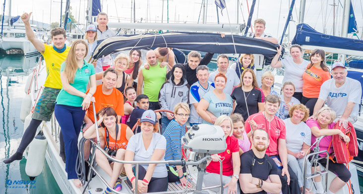 2-й акванар National Sailing Wellness Days