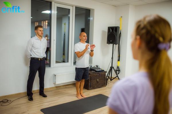 Официальное открытие FitLab, первой в Москве Pilates & bodyART фитнес-студии!