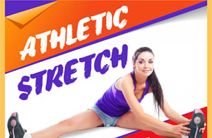 Новый урок Athletic Stretch в клубе «О2»!