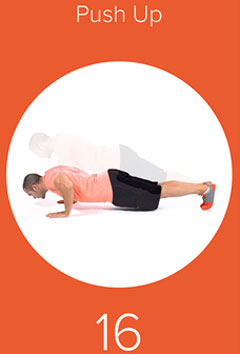 ��� ��������� � Quick 4 Minute Workout (Tabata)