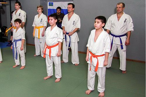 Идет набор в группу Айкидо Айкикай в клубе «О2» (8-12 лет)