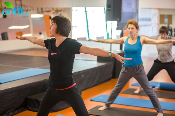 Фитнес-фестиваль «Арт-Спорт» 2014