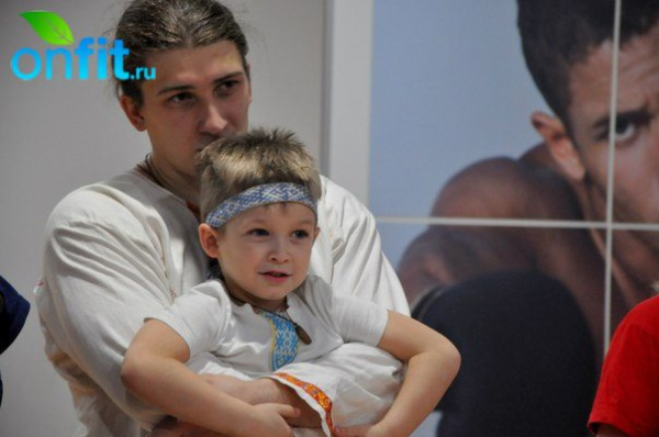 Спортивное мероприятие «Моя спортивная семья» в клубе «Территория Фитнеса» Сходненская