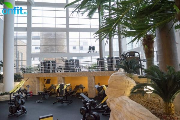 Onfit.ru побывал в высокотехнологичном фитнес-центре «Мореон»