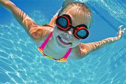 Ваш ребенок еще не чувствует себя как рыба в воде?