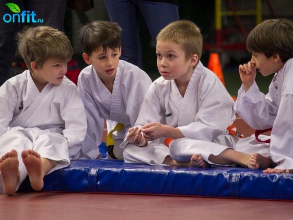 Ежегодный открытый детский турнир по карате сети клубов «ДОН-Спорт»