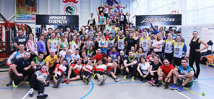 14 декабря на территории московского спорткомплекса «ФОК на Таганке» состоялся сертификационный семинар «Групповые и персональные тренировки: комплексный подход для функционального развития клиентов».