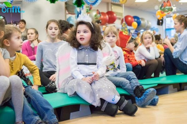 Детский Новый год в N-ERGO