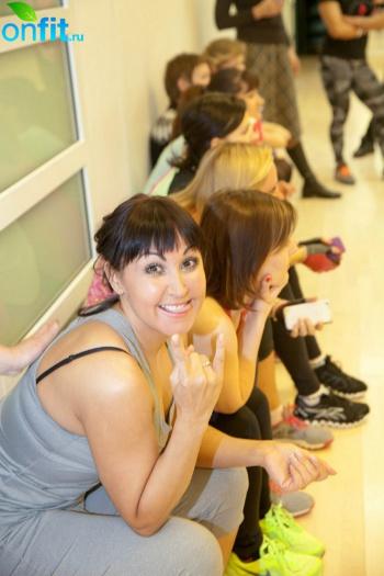 Соревнования в «Мисс Фитнес» Марьино