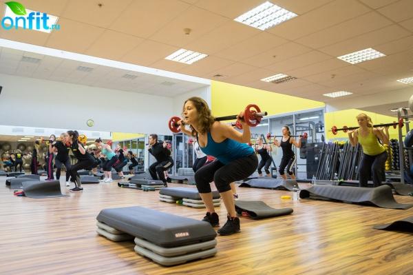 Презентация нового урока в клубе Come On Gym Лейпциг