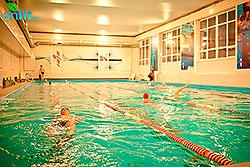 Специальное предложение от клуба Swim. Клуб 24 часа с бассейном!
