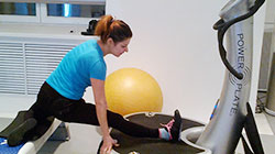 Топ-8 советов для выполнения упражнений в студии Ladies Fitness по программе послеродовой реабилитации на тренажере Power Plate