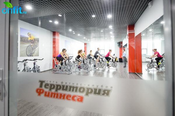 Торжественное открытие клуба «Территория Фитнеса» Жулебино