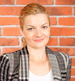 Ведущая семинара: Виктория Лилл.