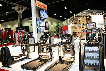 Life Fitness на IHRSA 2015