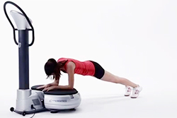 Функциональная технология восстановления осанки в клубе Ladies Fitness на тренажёрах Power Plate, как новый подход к коррекции фигуры