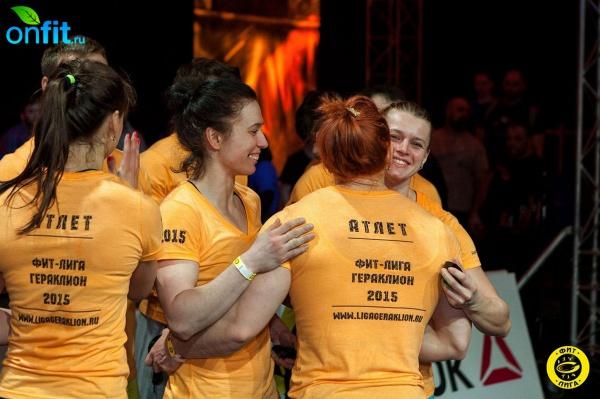 ������ ������� ����-���� ������� ����� ��� CrossFit Games Open 2015