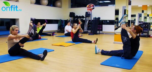 «Неделя Функционального тренинга» в клубе «Арт-Спорт»
