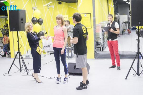 День рождения сети фитнес-клубов Come On Gym!