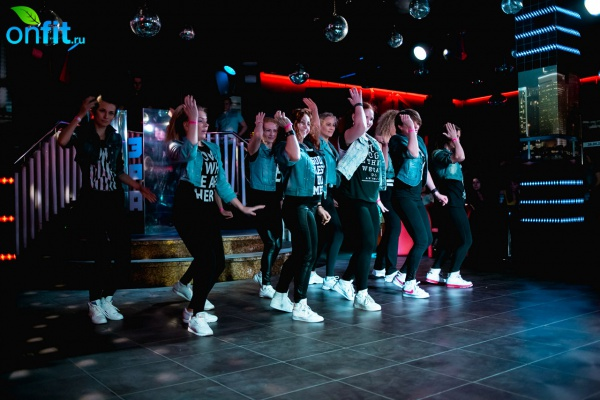 Planet Fitness Dance Competition 2015