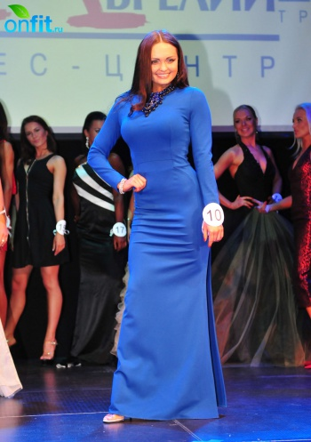 Конкурс красоты «Королева фитнеса 2015»