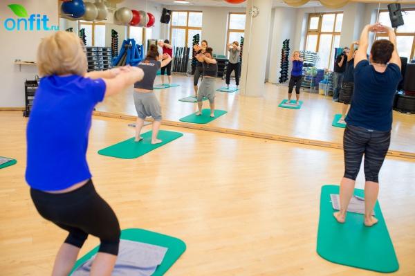 «Реформа тела» в клубе N-ERGO!