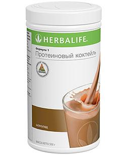 Протеиновый коктейль «Формула 1»