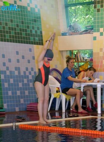 III этап соревнований по плаванию «Кроль» в клубе «Арт-Спорт»