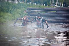 «Миссис Москва» Кристина Колганова не побоялась преодолеть тонну грязи!
