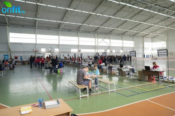 Фитнес-чемпионат «Гонка героев» состоялся! Часть 2