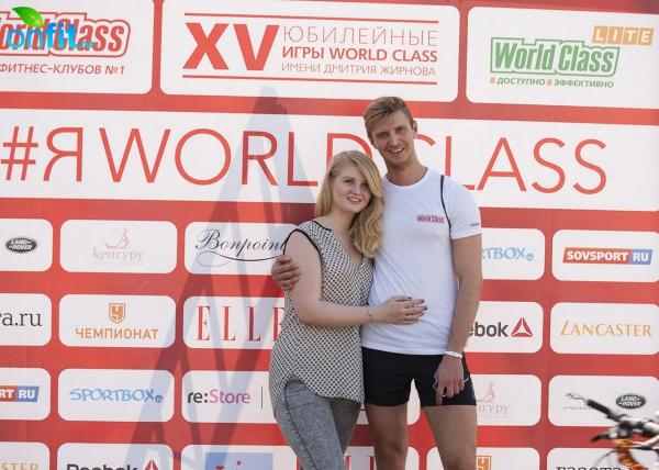 XV Юбилейные Игры World Class