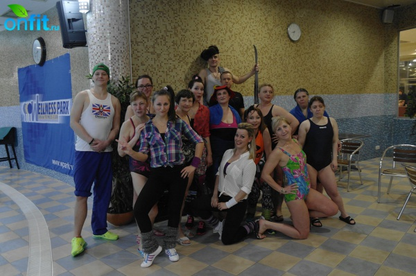 Сезон 2014-2015 фитнес-клуба Wellness Park