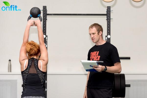 12 июня «Фитнес-центр 100%» провел яркие соревнования «100% вызов»!