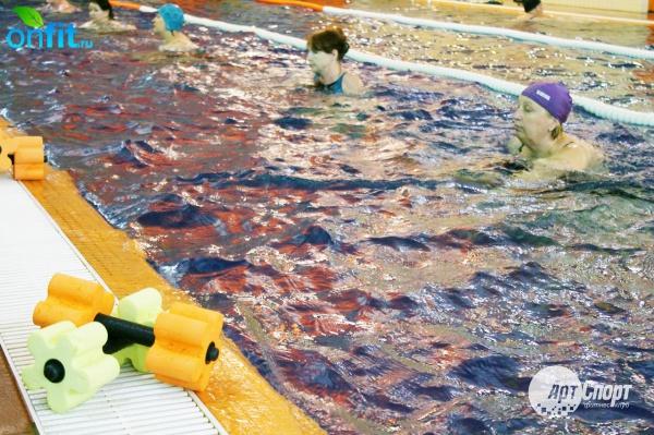 «Неделя аквафитнеса» в фитнес-клубе «Арт-Спорт»